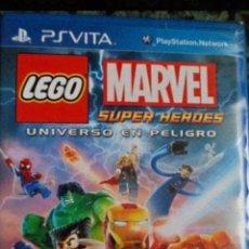 Videojuegos y Consolas PS Vita: LOTE 4 JUEGOS PSVITA. Lote 204797657
