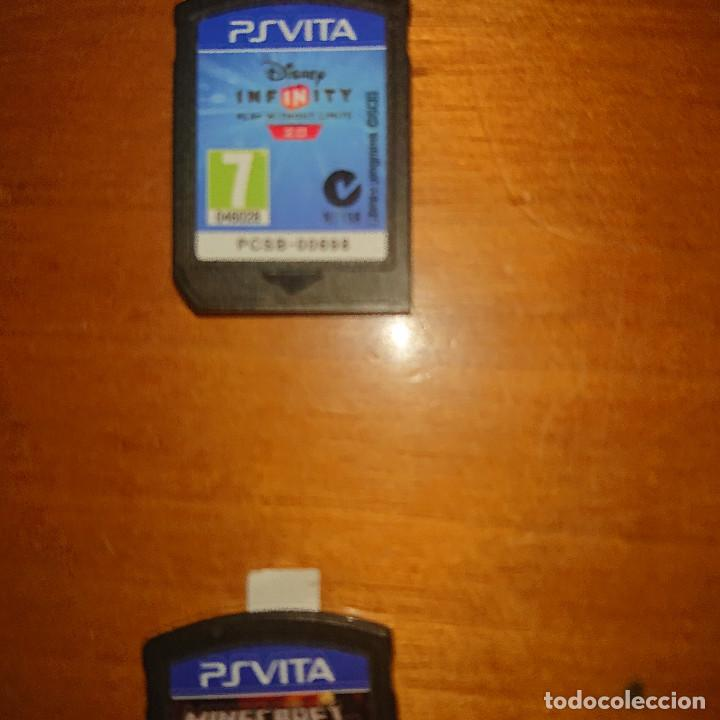 DISNEY INFINITY PSVITA CARTUCHO (Juguetes - Videojuegos y Consolas - Sony - PS Vita)