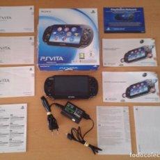 Videojuegos y Consolas PS Vita: SONY PSVITA PCH1004 COMPLETA CON CAJA Y MANUALES+TARJETA MEMORIA 4GB PLAYSTATION R11069. Lote 207170892