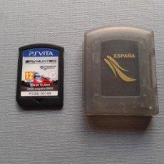 Videojuegos y Consolas PS Vita: SONY PSVITA SPY HUNTER CARTUCHO +FUNDA PAL FUNCIONANDO PLAYSTATION R11070. Lote 207172450