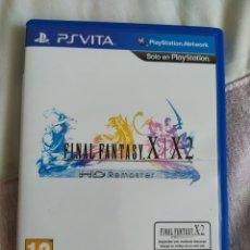 Videojuegos y Consolas PS Vita: FINAL FANTASY X PS VITA. Lote 207206165