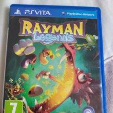 Videojuegos y Consolas PS Vita: RAYMAN LEGENDS PS VITA. Lote 207206260