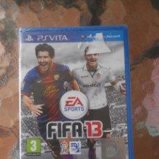 Videojuegos y Consolas PS Vita: PSVITA FIFA 13 PRECINTADO. Lote 208132132