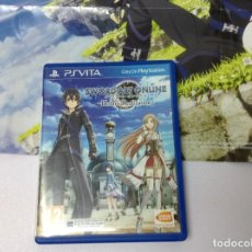 Videojuegos y Consolas PS Vita: SWORD ART ONLINE HOLLOW REALIZATION. Lote 208754926