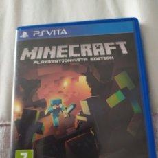 Videojuegos y Consolas PS Vita: MINECRAFT PS VITA. Lote 210947334