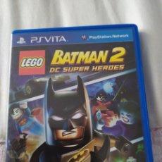 Videojuegos y Consolas PS Vita: LEGO BATMAN 2 PS VITA. Lote 210947580