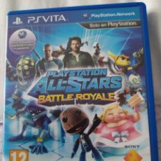 Videojuegos y Consolas PS Vita: PLAYSTATION ALL-STARS BATTLE ROYALE PS VITA. Lote 210947980