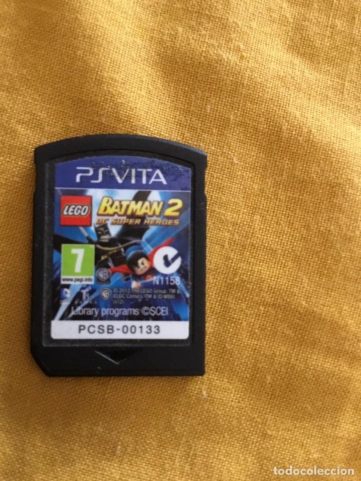 JUEGO DE PSVITA BATMAN 2 (Juguetes - Videojuegos y Consolas - Sony - PS Vita)