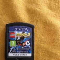 Jeux Vidéo et Consoles: JUEGO DE PSVITA BATMAN 2. Lote 211856803