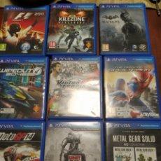 Jeux Vidéo et Consoles: PA VITA LOTE FANTÁSTICO. Lote 213508053