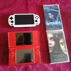 Videojuegos y Consolas PS Vita: LOTE DESPIECE DE PS VITA Y NINTEDO DSI MARIO. Lote 213512887