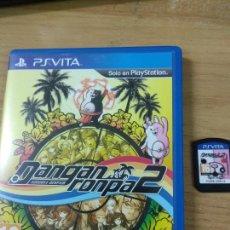 Videojuegos y Consolas PS Vita: DANGANRONPA 2 GOODBYE DESPAIR DANGAN RONPA - PS VITA PSVITA - PAL ESPAÑA. Lote 216440592