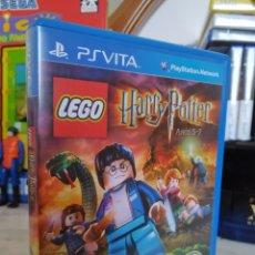 Videojuegos y Consolas PS Vita: LEGO HARRY POTTER PS VITA. Lote 217451713