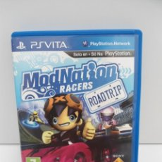 Videojuegos y Consolas PS Vita: MODNATION RACERS ROADTRIP - PS VITA PSVITA - EXCELENTE ESTADO. Lote 219211612