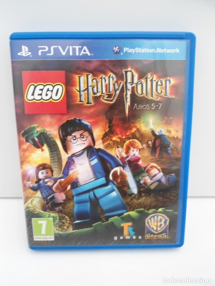 HARRY POTTER LEGO - PS VITA PSVITA - EXCELENTE ESTADO (Juguetes - Videojuegos y Consolas - Sony - PS Vita)