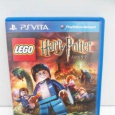 Videojuegos y Consolas PS Vita: HARRY POTTER LEGO - PS VITA PSVITA - EXCELENTE ESTADO. Lote 219211967