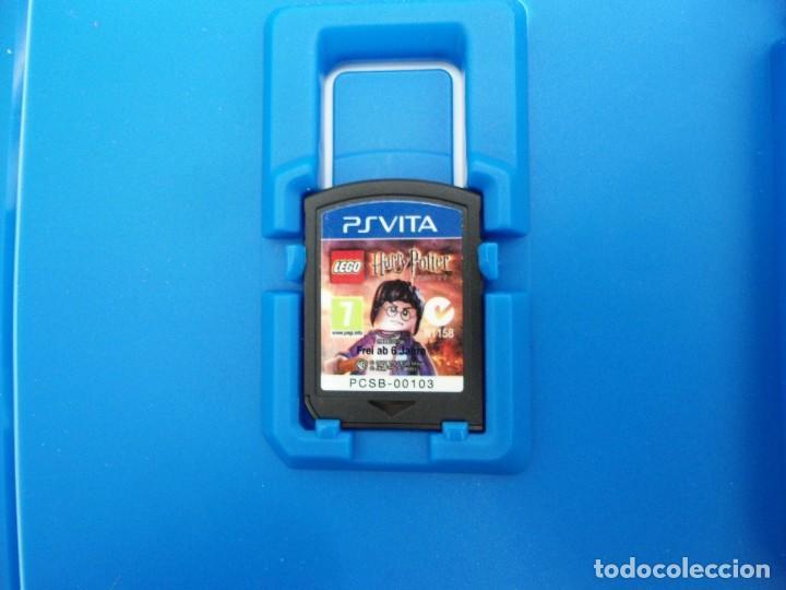 Videojuegos y Consolas PS Vita: HARRY POTTER LEGO - PS VITA PSVITA - EXCELENTE ESTADO - Foto 3 - 219211967