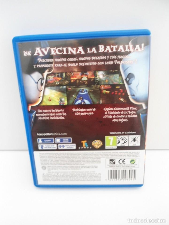 Videojuegos y Consolas PS Vita: HARRY POTTER LEGO - PS VITA PSVITA - EXCELENTE ESTADO - Foto 4 - 219211967