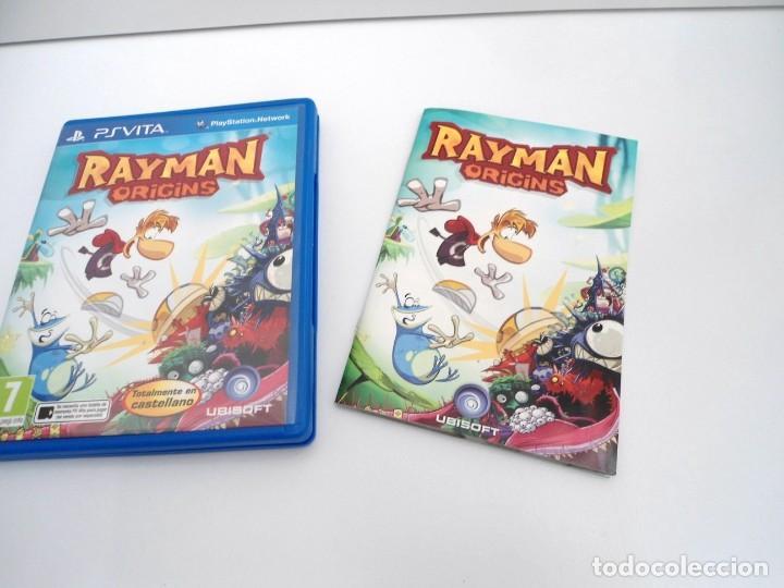 RAYMAN ORIGINS - PS VITA PSVITA - EXCELENTE ESTADO (Juguetes - Videojuegos y Consolas - Sony - PS Vita)
