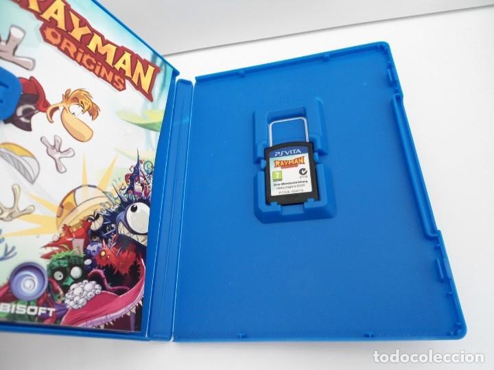 Videojuegos y Consolas PS Vita: RAYMAN ORIGINS - PS VITA PSVITA - EXCELENTE ESTADO - Foto 3 - 219213292