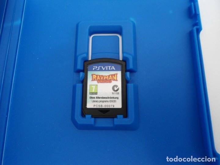 Videojuegos y Consolas PS Vita: RAYMAN ORIGINS - PS VITA PSVITA - EXCELENTE ESTADO - Foto 4 - 219213292