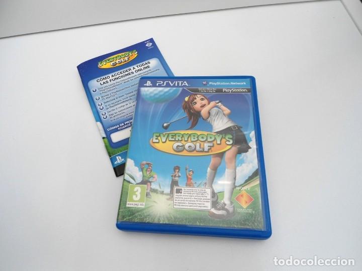 EVERYBODY´S GOLF - PS VITA PSVITA - EXCELENTE ESTADO (Juguetes - Videojuegos y Consolas - Sony - PS Vita)