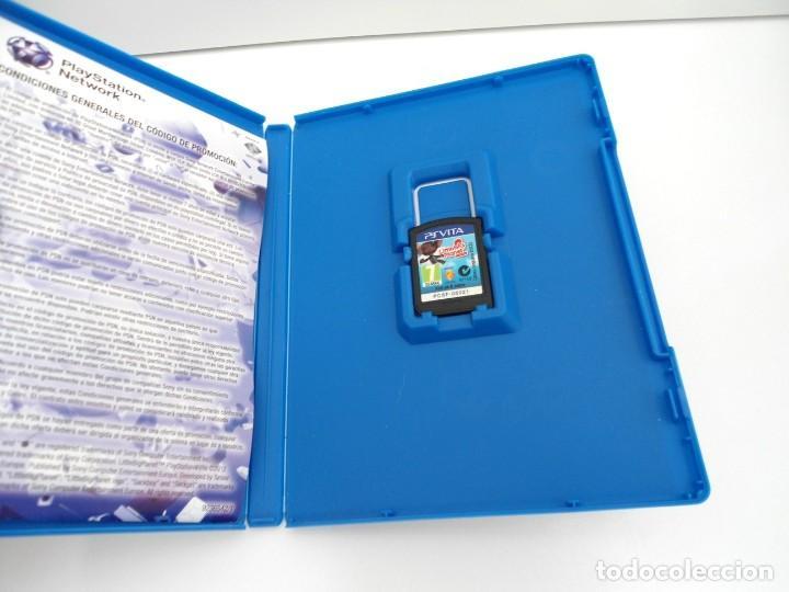 Videojuegos y Consolas PS Vita: LITTLE BIG PLANET - PS VITA PSVITA - EXCELENTE ESTADO - Foto 3 - 219215033