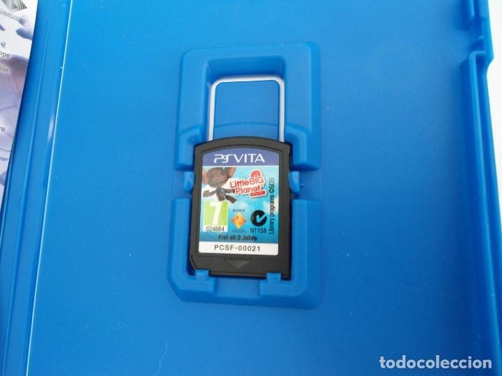 Videojuegos y Consolas PS Vita: LITTLE BIG PLANET - PS VITA PSVITA - EXCELENTE ESTADO - Foto 4 - 219215033
