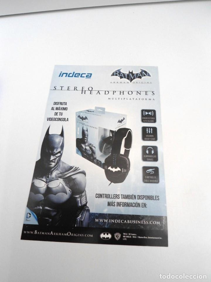 Videojuegos y Consolas PS Vita: BATMAN ARKHAM ORIGINS BLACKGATE - PS VITA PSVITA - EXCELENTE ESTADO - Foto 5 - 219215908