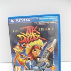Videogiochi e Consoli: THE YAK AND DAXTER TRILOGY - PS VITA PSVITA - EXCELENTE ESTADO. Lote 219217143