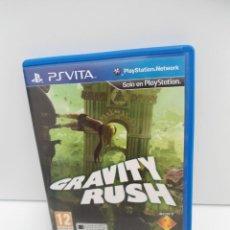 Videojuegos y Consolas PS Vita: GRAVITY RUSH - PS VITA PSVITA - EXCELENTE ESTADO. Lote 219218885
