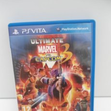 Videogiochi e Consoli: ULTIMATE MARVEL VS CAPCOM 3 - PS VITA PSVITA - EXCELENTE ESTADO. Lote 219219387