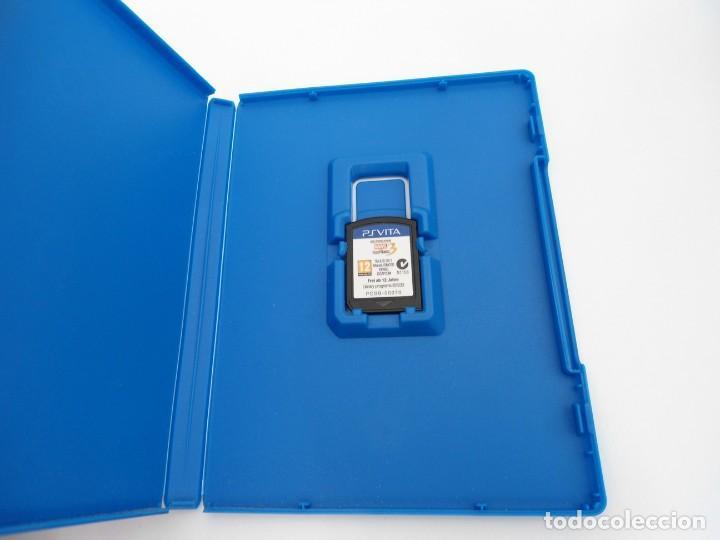 Videojuegos y Consolas PS Vita: ULTIMATE MARVEL VS CAPCOM 3 - PS VITA PSVITA - EXCELENTE ESTADO - Foto 2 - 219219387