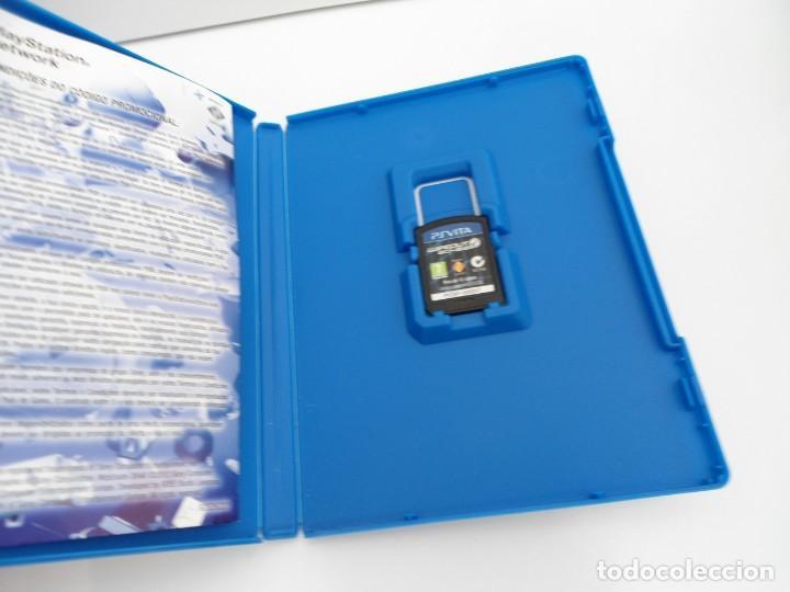 Videojuegos y Consolas PS Vita: WIPEOUT 2048 - PS VITA PSVITA - EXCELENTE ESTADO - Foto 3 - 219220223