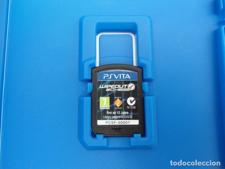 Videojuegos y Consolas PS Vita: WIPEOUT 2048 - PS VITA PSVITA - EXCELENTE ESTADO - Foto 4 - 219220223