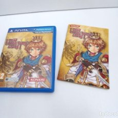 Videogiochi e Consoli: NEW LITTLE KING´S STORY - PS VITA PSVITA - EXCELENTE ESTADO. Lote 219221028