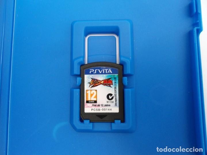 Videojuegos y Consolas PS Vita: STREET FIGHTER X TEKKEN - PS VITA PSVITA - EXCELENTE ESTADO - Foto 4 - 219222008