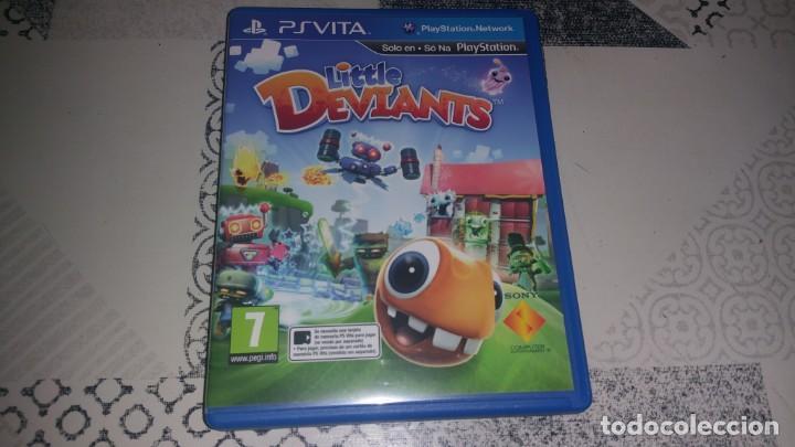 LITTLE DEVIANTS PS VITA PAL ESPAÑA (Juguetes - Videojuegos y Consolas - Sony - PS Vita)