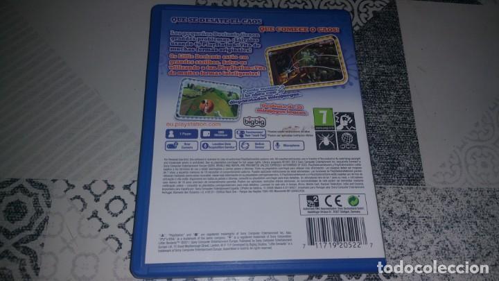 Videojuegos y Consolas PS Vita: LITTLE DEVIANTS PS VITA PAL ESPAÑA - Foto 2 - 219224092