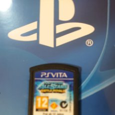 Videojuegos y Consolas PS Vita: PSVITA PS VITA JUEGO PLAYSTATION ALL STARS BATTLE ROYALE. Lote 221706095