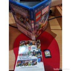 Videojuegos y Consolas PS Vita: LEGO MARVEL SUPER HEROES (PSV) - SEMINUEVO. Lote 222473458