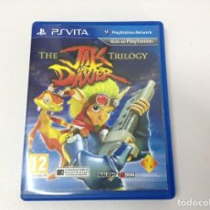 Videojuegos y Consolas PS Vita: THE JAK AND DAXTER TRILOGY. Lote 223384752
