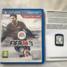 Videojuegos y Consolas PS Vita: FIFA 14 PSVITA PS VITA KREATEN PLAYSTATION. Lote 223826870