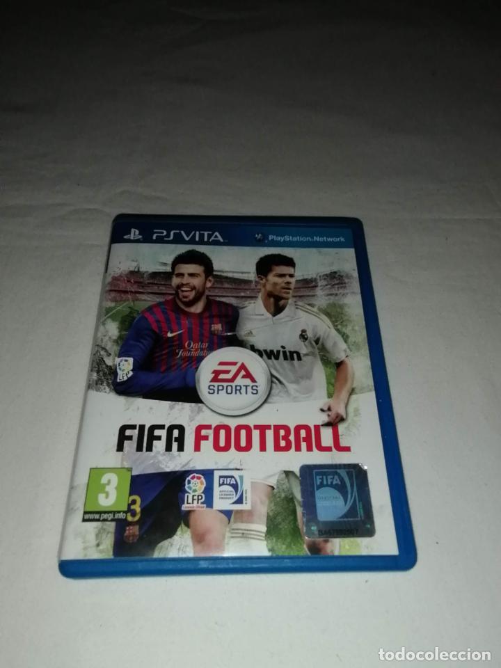 JUEGO PS VITA FIFA FOOTBALL (Juguetes - Videojuegos y Consolas - Sony - PS Vita)