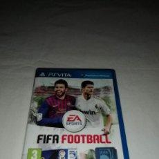 Videogiochi e Consoli: JUEGO PS VITA FIFA FOOTBALL. Lote 226397185
