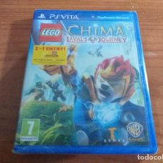 Videojuegos y Consolas PS Vita: CHINA LA CALLE JOURNEY PS VITA PAL UK PRECINTADO. Lote 236078930