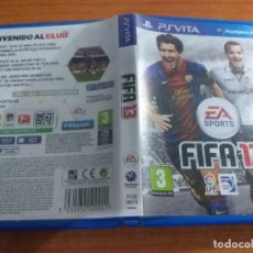 Videojuegos y Consolas PS Vita: FIFA 13 PS VITA. Lote 236082140