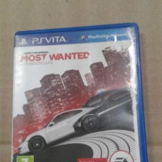 Videojuegos y Consolas PS Vita: NEED FOR SPEED MOST WANTED. PSP VITA. Lote 240416725