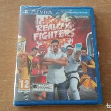 Videojuegos y Consolas PS Vita: REALITY FIGHTERS PS VITA PAL ESPAÑA PRECINTADO. Lote 240852315