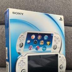 Videojuegos y Consolas PS Vita: CONSOLA PS VITA FAT OLED CON JUEGOS. Lote 241159350